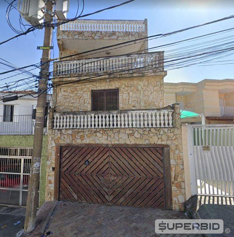 Casa 105² na Cidade Patriarca em São Paulo/SP