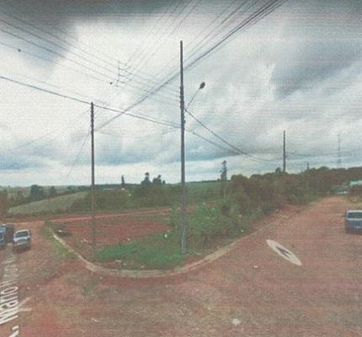 Terreno, A.T. 416m², Jd. Alvorada. Loc.: Itararé/SP.