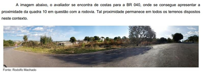 Três Marias/Mg - Vila Residencial Cmm - Terreno - Área De Registro 602m² - L05/Q10