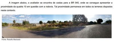 Três Marias/Mg - Vila Residencial Cmm - Terreno - Área Real 654,55m² - L04/Q10