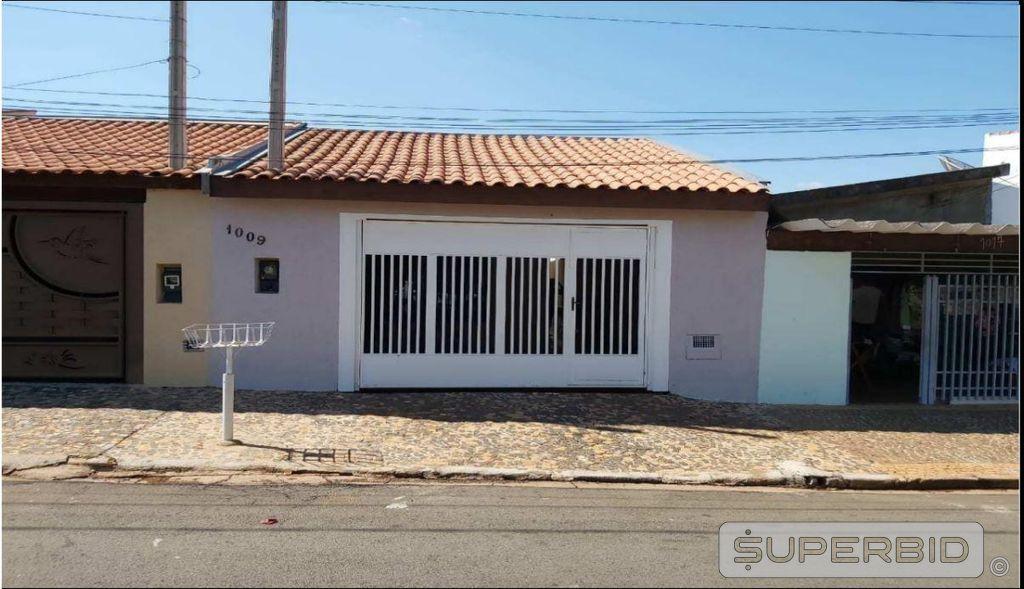 Casa 137m² no Cidade Nova em Santa Bárbara D¿Oeste/SP